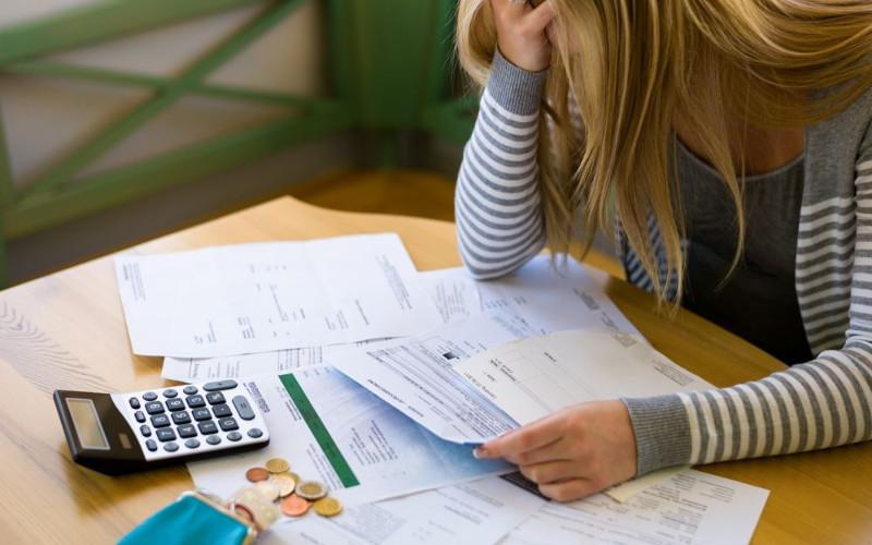 В России сократилось количество клиентов с экстремальными долгами