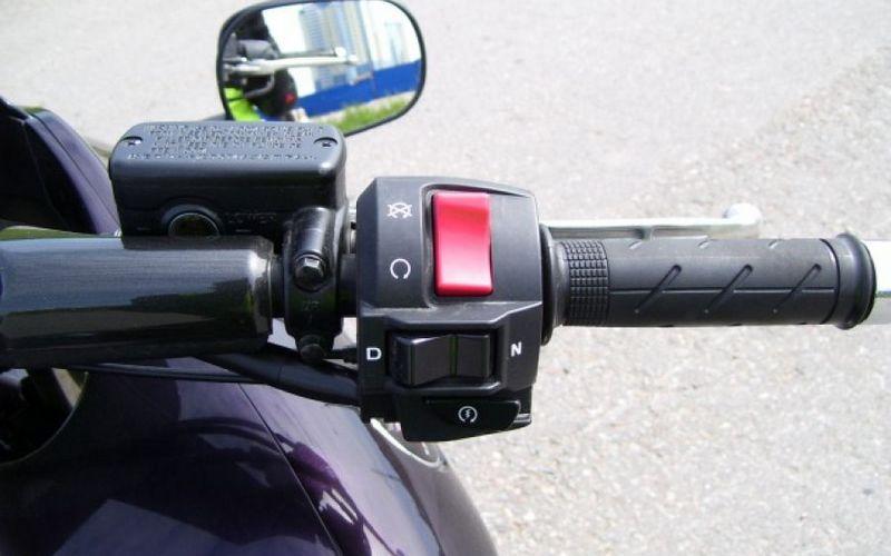 В Брянске водитель легковушки покалечил мотоциклиста