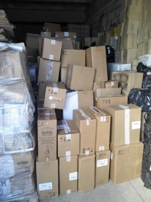 В Унече изъяли около 75 тысяч пачек поддельных сигарет