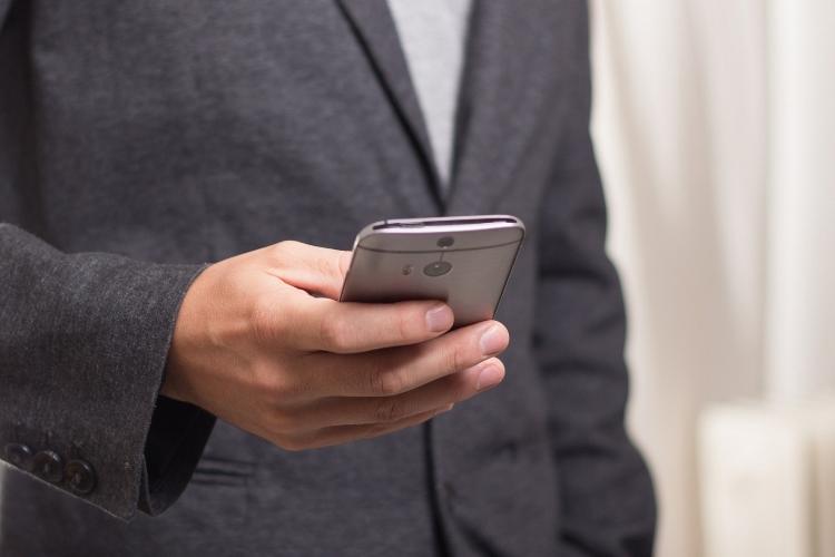 Брянца разозлило смс-сообщение в телефоне