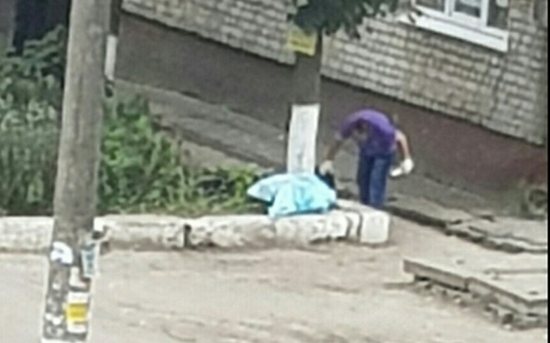 В Бежице нашли труп мужчины