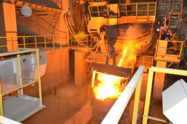 На брянском заводе обрушилась печь, есть пострадавшие