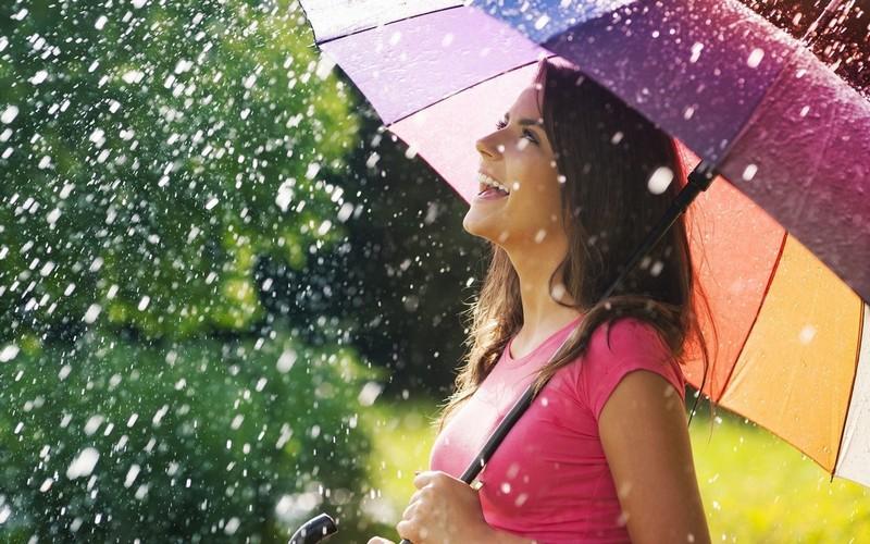 В Брянской области в пятницу ожидается дождь и гроза