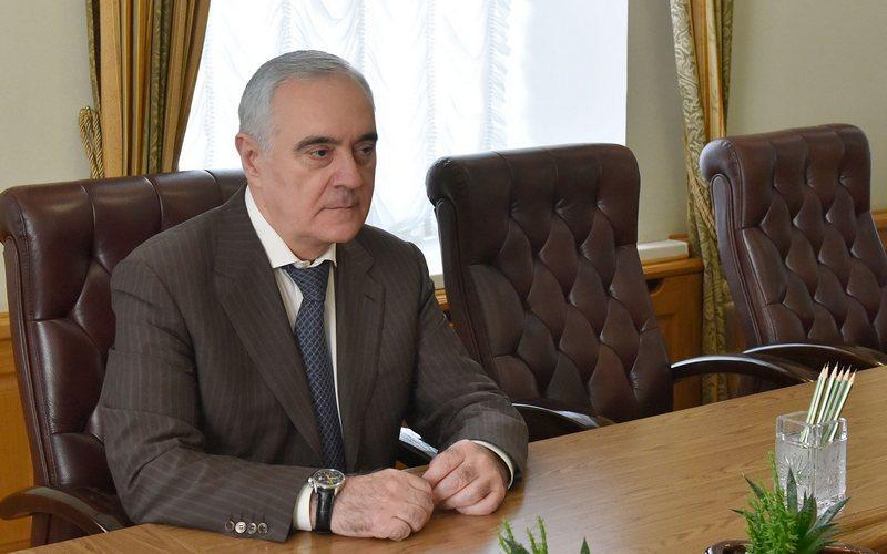 В Брянск прибыл заместитель полпреда президента в ЦФО Зязиков