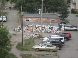 Мусорный коллапс. Чрезвычайное положение пора вводить в Челябинске