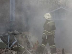 Трое детей пострадали от взрыва в жилом доме
