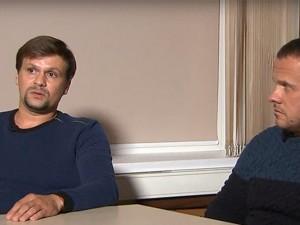 Запад не верит интервью Боширова и Петрова