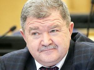 Он голосовал за повышение пенсионного возраста. Депутат Владимир Бокк