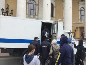 21 человек задержан в Челябинске на акции протеста движения Навального против повышения пенсионного возраста