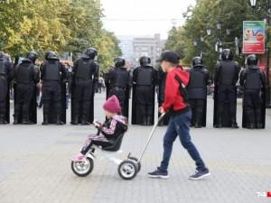 Полиция Челябинска обеспечивает порядок или создает беспорядок?
