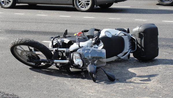 С начала 2018 года в Брянске пострадало более 30 мотоциклистов.