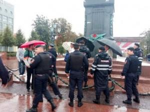 Протест против пенсионной реформы объявлен бессрочным. Протестующие смогли оказать сопротивление полиции