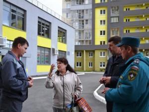 Учебная эвакуация показала: в 26-этажном доме спастись невозможно