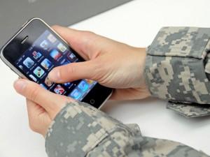 Военным запретят публиковать в соцсетях данные о себе и сослуживцах