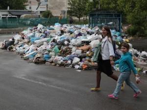 В шаге от чрезвычайного положения. В Челябинске – мусорный коллапс