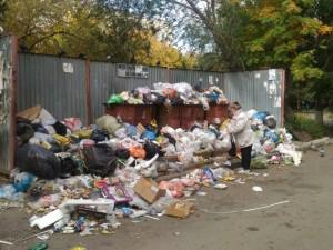 Мэра Тефтелева в отставку хотят отправить жители Челябинска. За мусорный коллапс