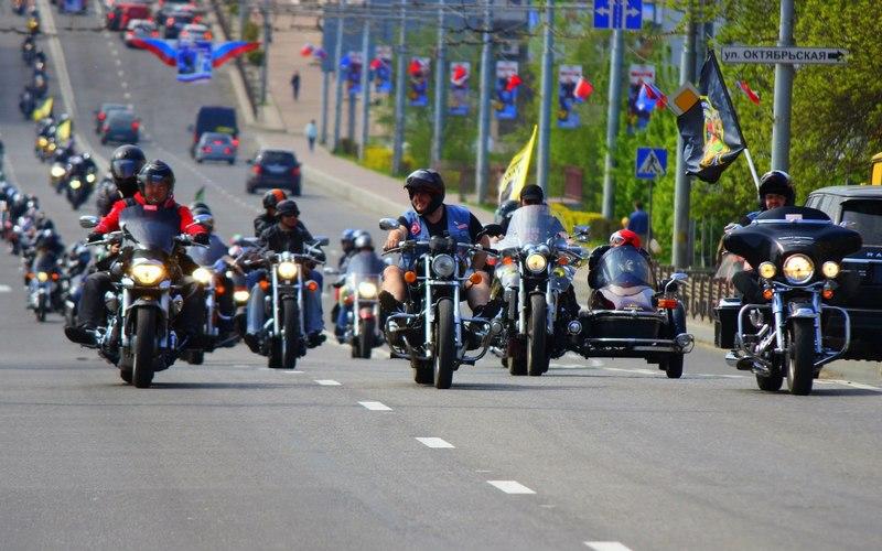 Брянские байкеры закроют мотосезон 13 октября
