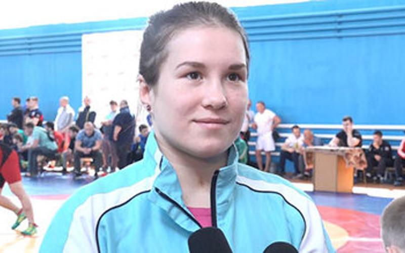 Брянская спортсменка поборется за титул чемпионки мира по борьбе