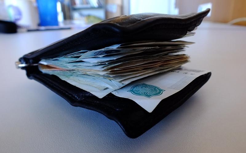Брянский рецидивист прокутил украденные деньги