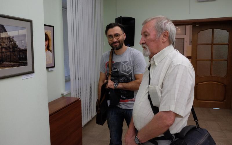 Брянские фотографы порадовали своими работами белгородскую публику