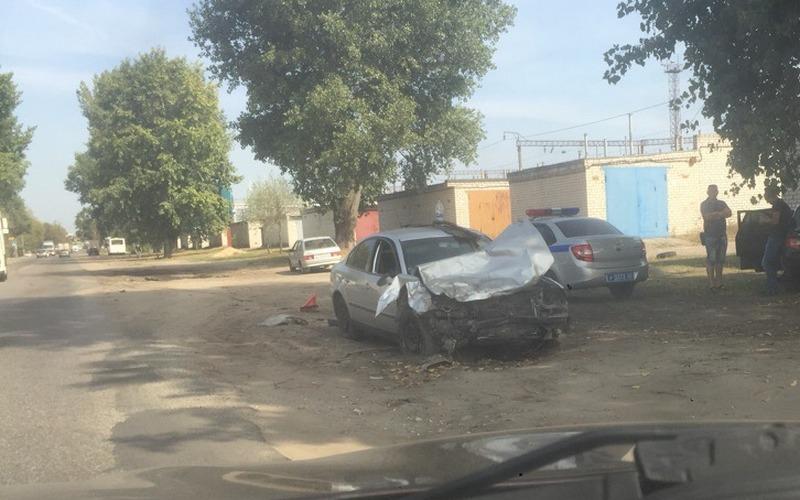 В ДТП в Брянске пострадали два водителя