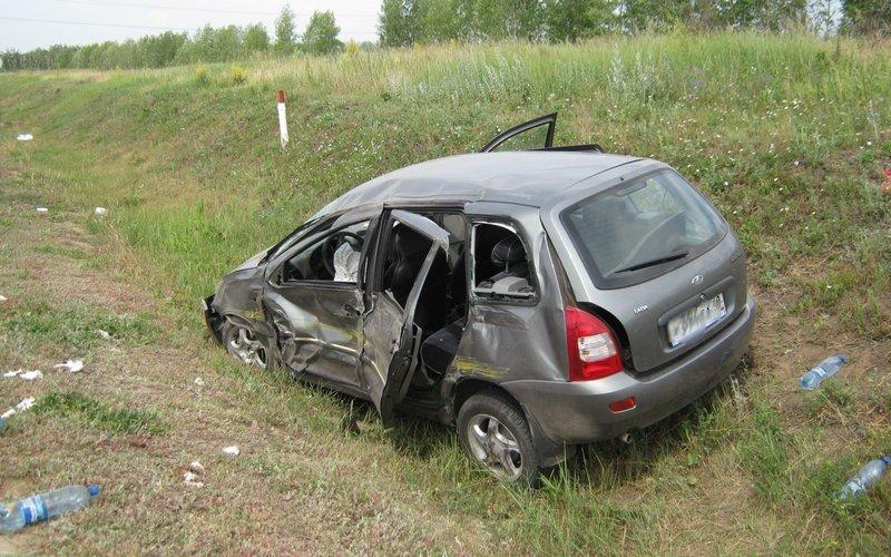 Пьяный лихач устроил ДТП в Брасовском районе — двое пострадали