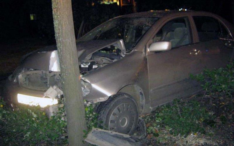 Под Дятьково 60-летний водитель переломал себе ребра