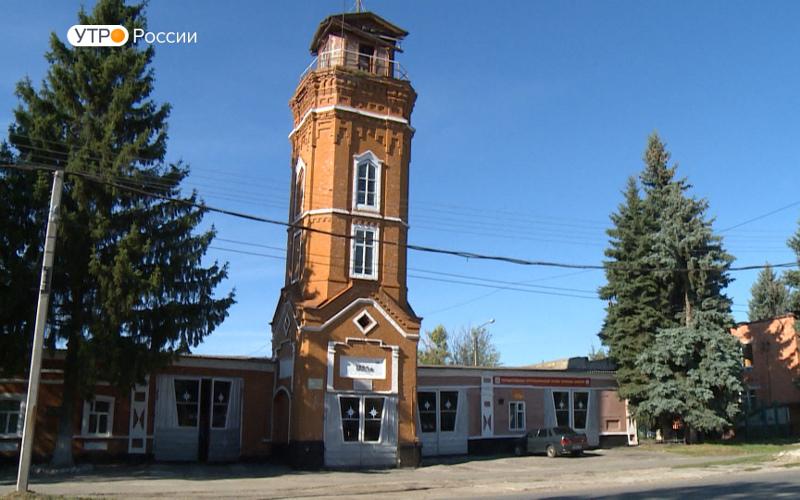 В Трубчевске появится новое пожарное депо