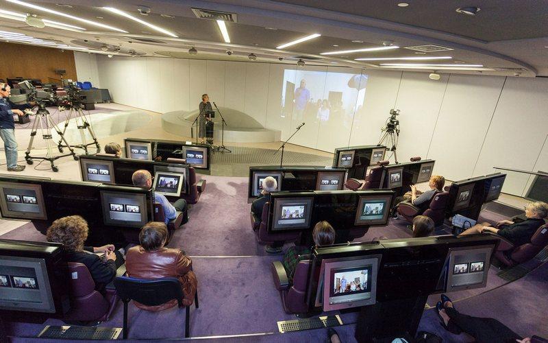 В Президентской библиотеке обсудили фильм о Брянщине