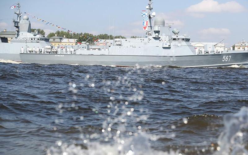 Черноморский флот России пополнят два корабля с ракетами «Калибр»