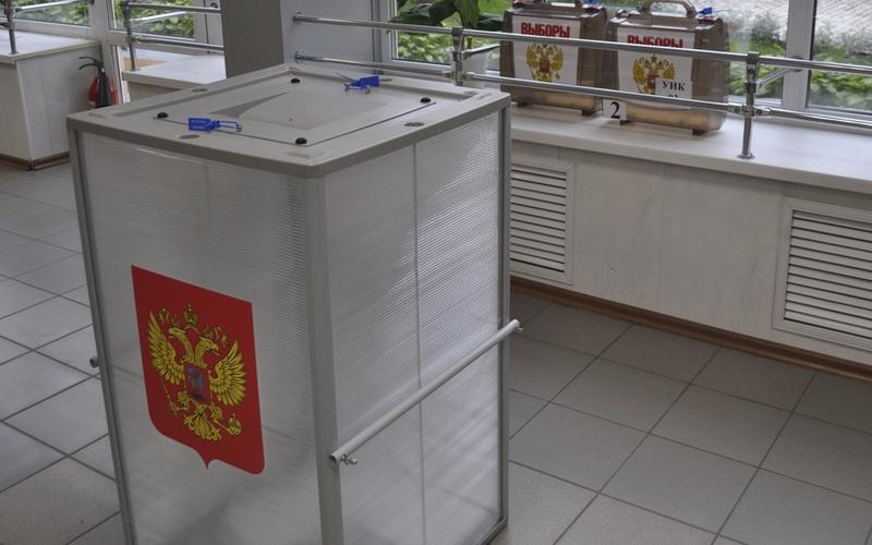 Выборы в городе Фокино проходят спокойно