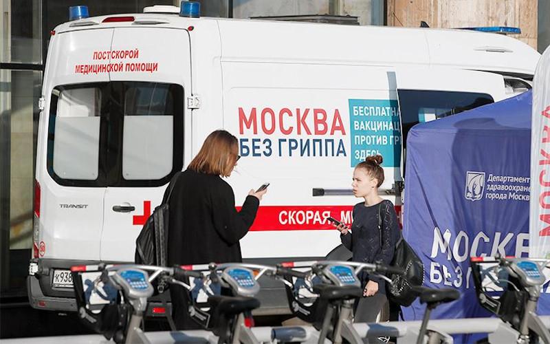 Россияне стали реже болеть гриппом