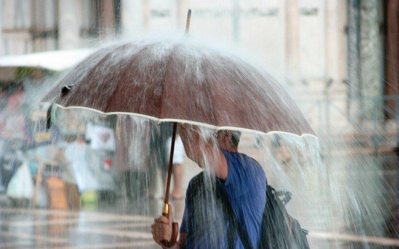 Экстренное предупреждение: на Брянскую область обрушатся ливни