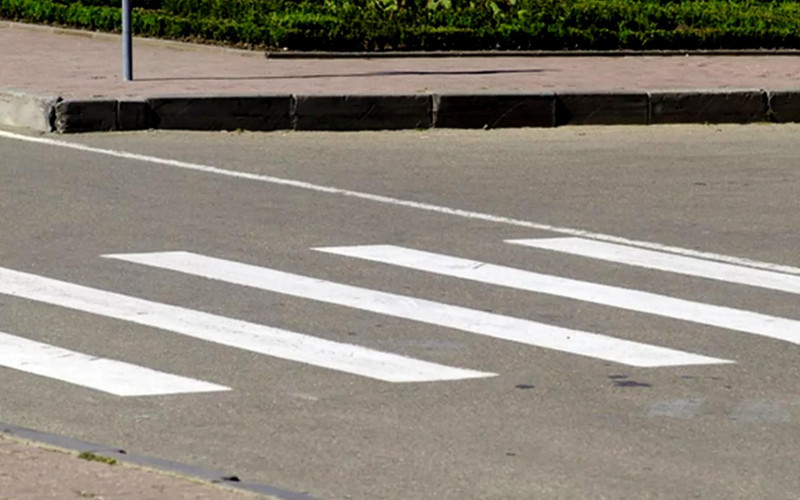 В Навле 46-летнюю женщину машина сбила на пешеходном переходе
