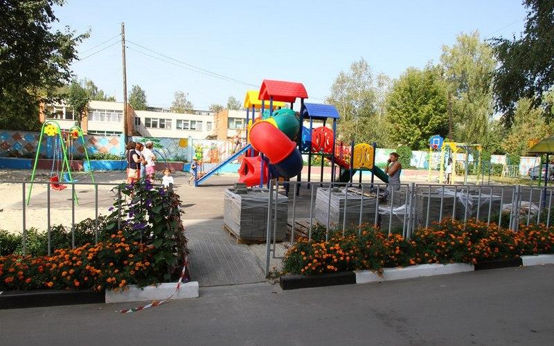 Жители Брянска выбили у чиновников детскую площадку
