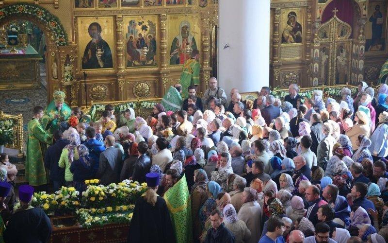 Православных приглашают на празднование Собора брянских святых