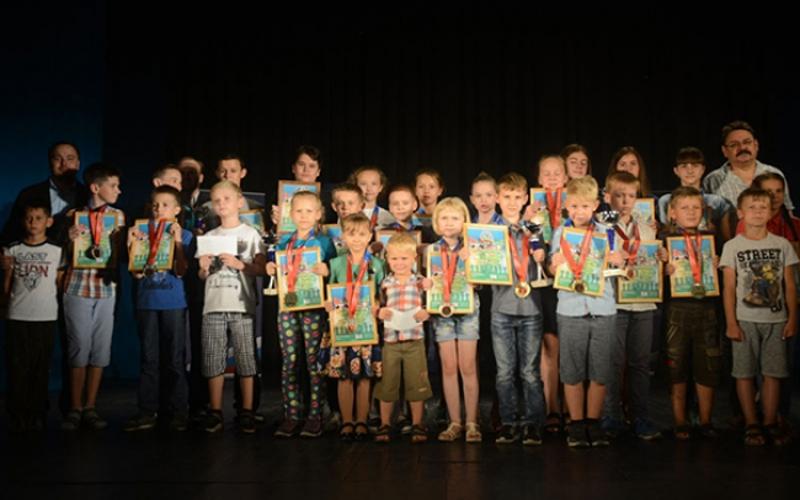Шахматный фестиваль «Брянский лес» собрал более ста юных спортсменов