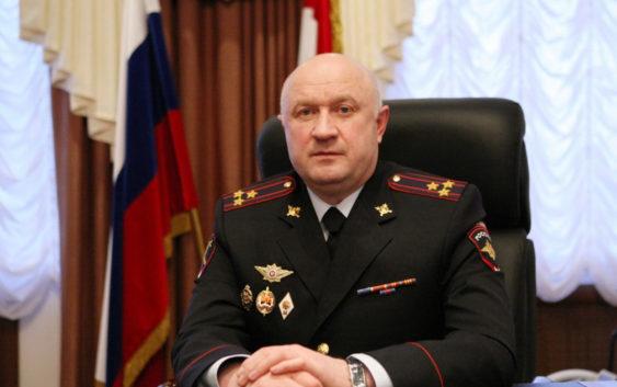 Начальником брянской полиции может стать генерал из Республики Мордовия