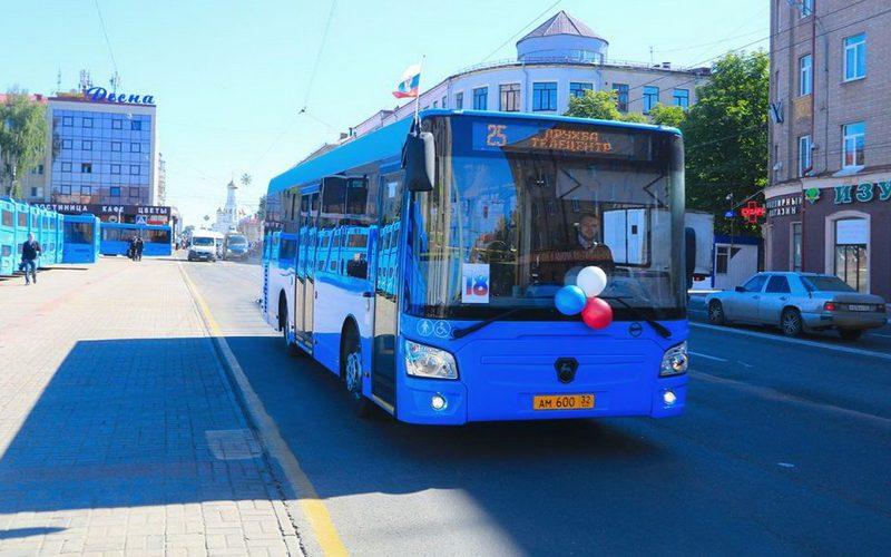 Стало известно о работе общественного транспорта на День города