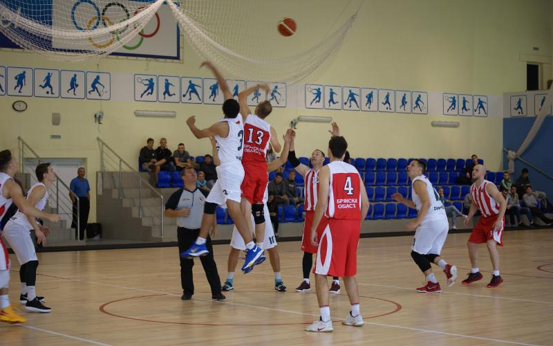 Могилевские баскетболисты выиграли международный турнир в Брянске