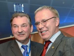 Легендарные хоккеисты Третьяк и Фетисов покинули Совет директоров Континентальной хоккейной лиги