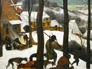 Знаменитую картину Питеря Брейгеля-старшего оживили в Челябинске
