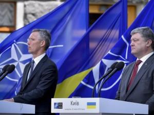 Базы НАТО появятся на Украине не раньше, чем перед вступлением в альянс