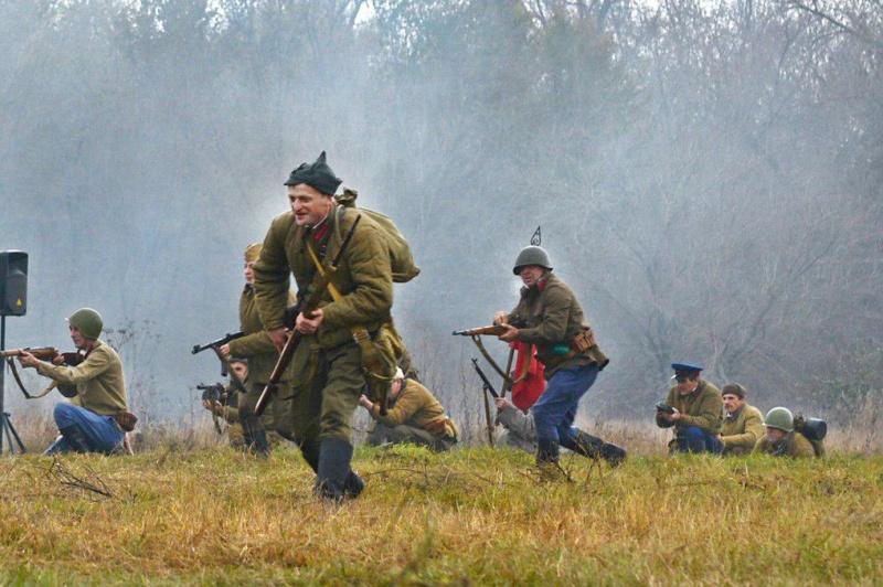 В Брянске пройдет масштабная военно - историческая реконструкция