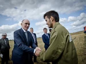 Борис Дубровский оценил виды на урожай
