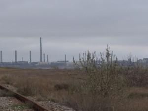 Сезон кислотных дождей начался в Крыму