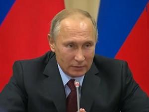 Путина попросили в отставку. Он не справляется с обязанностями президента