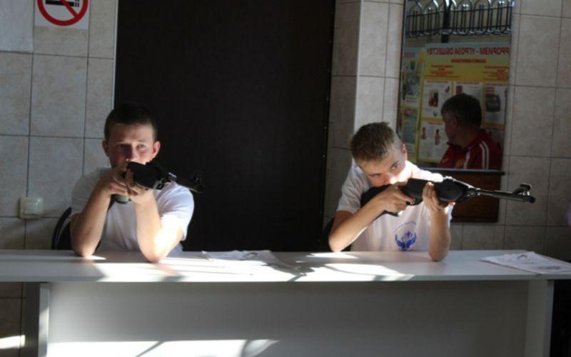 Трудные подростки встретились на спартакиаде в Брянске