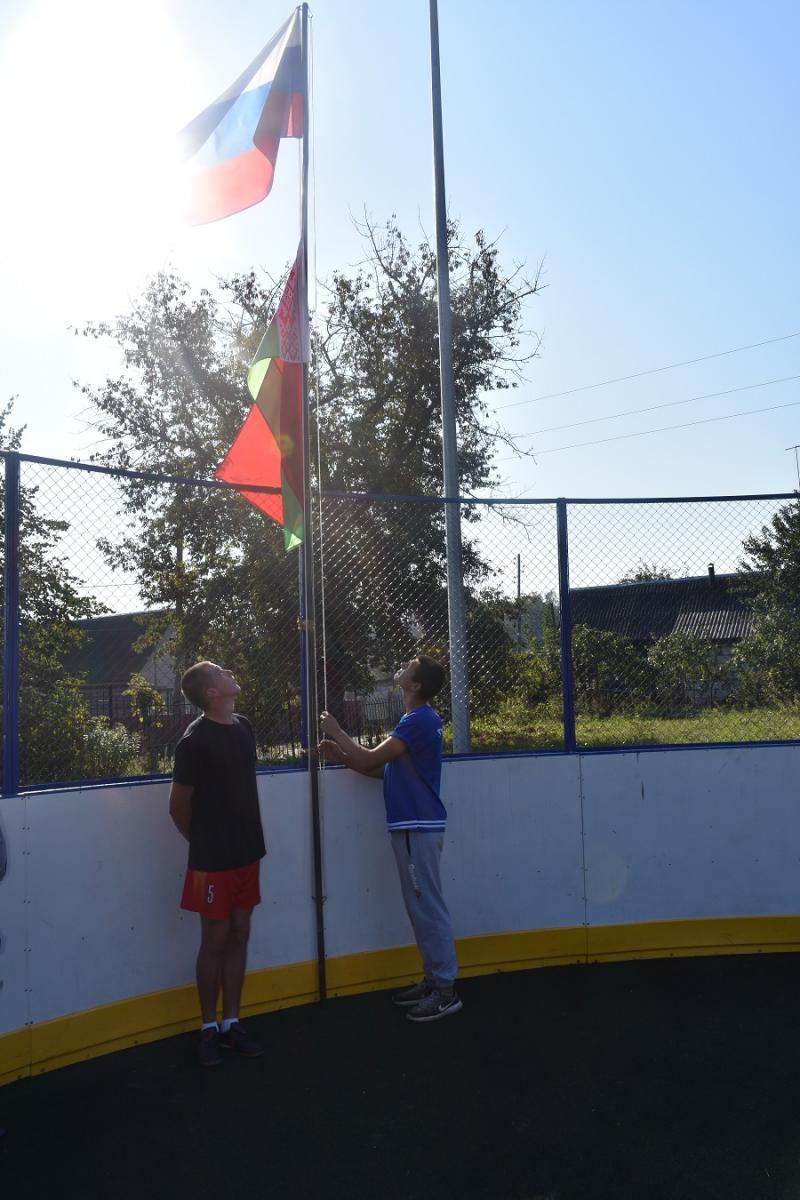 В Сураже проходит международная спартакиада «О, спорт, ты – мир!»