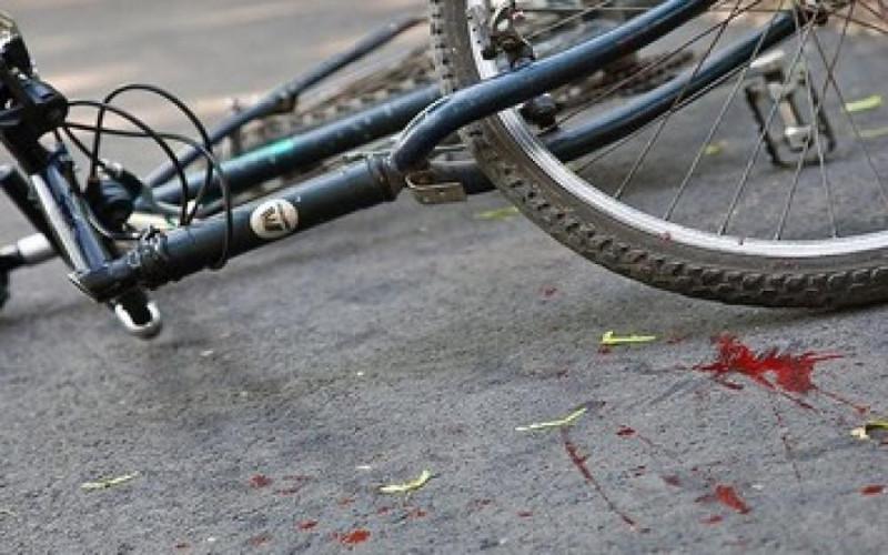 В Брянске водитель автомобиля ВАЗ сбил велосипедиста